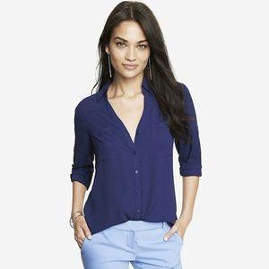 Express Original Fit Portofino Shirt